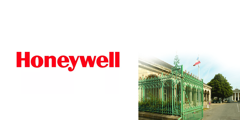 France trusts Honeywell's flexible/reliable security solutions