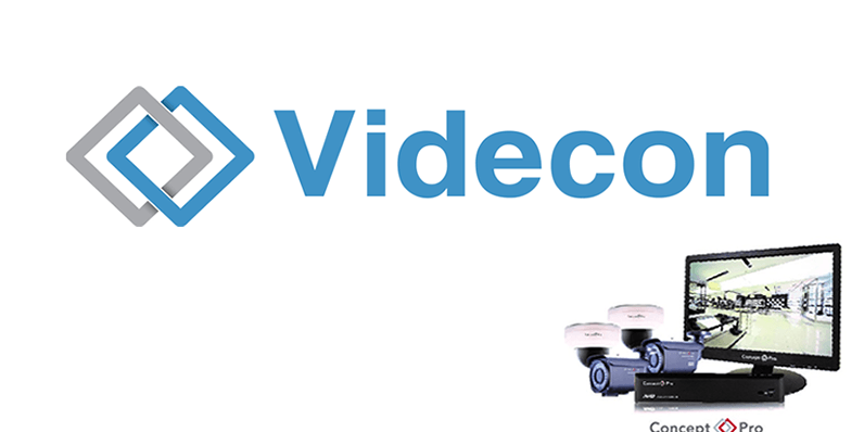 Videcon Ltd launches AHD CCTV range