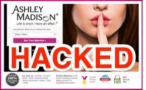 Hookup website hacked