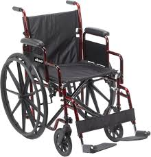 SES_Drive_Medical_wheelchair