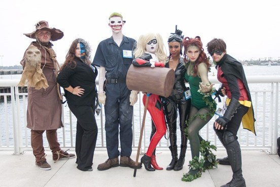 Gotham-Characters-Cosplay-Sdcc-2013
