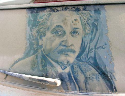 Einstein_withpawprint2