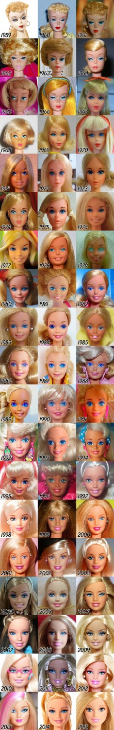 The-Evolution-of-Barbie-s-Face-19592015