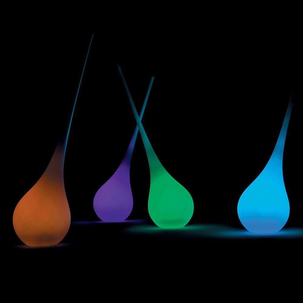 Ampoule Vase Design Lampe Poser Au Sol En