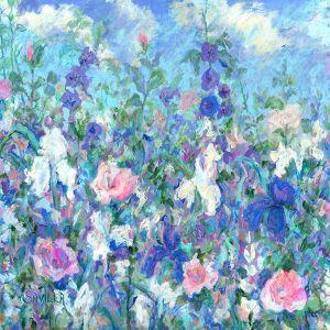 c18-Bluebird-Over-Old-Time-Garden-by-Savilla.jpg