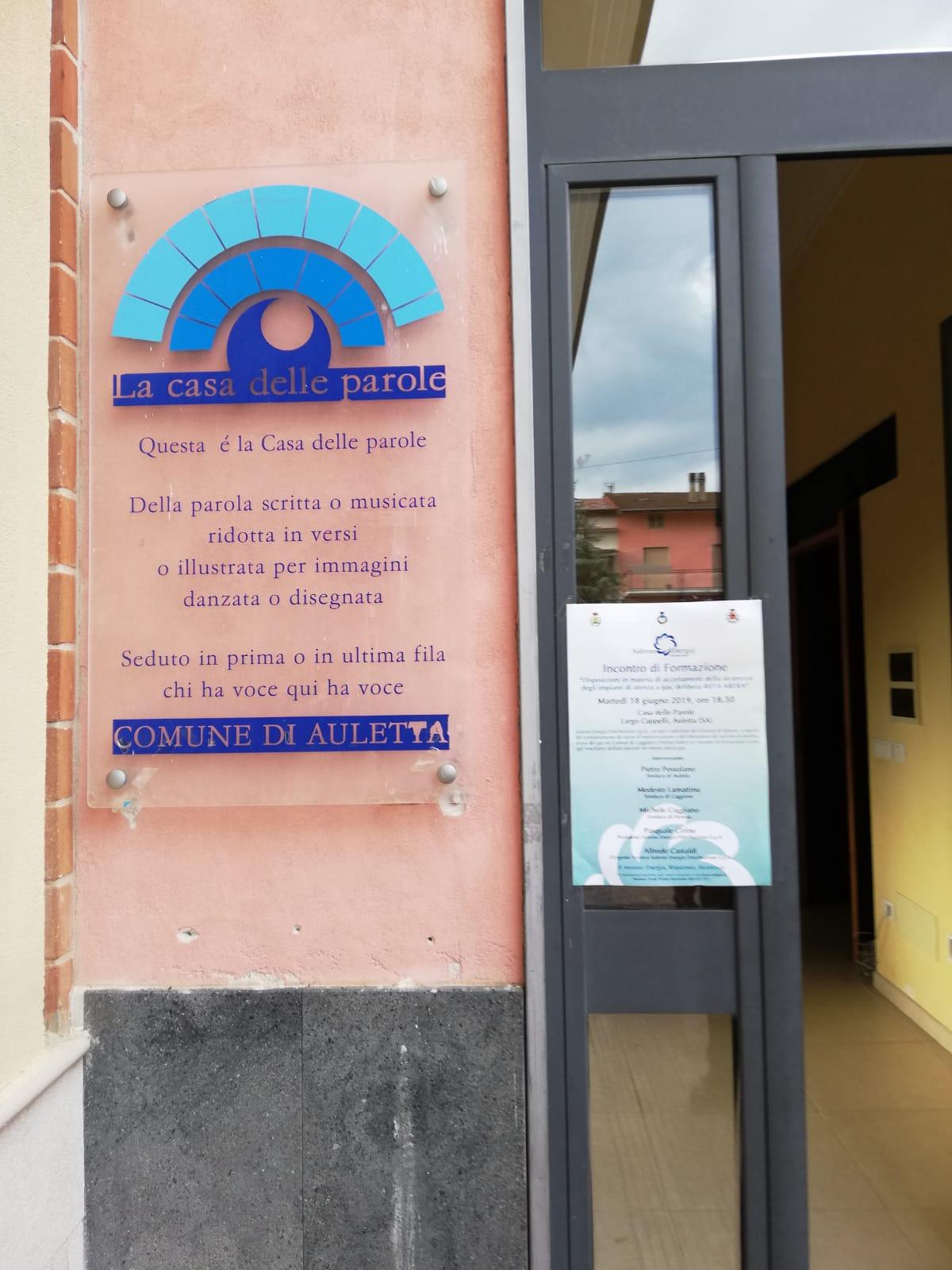 Salerno Energia Distribuzione Energia In Movimento