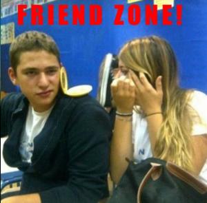 Tomber dans la Friend Zone