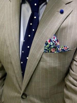 5 raisons pour porter une pochette de costume