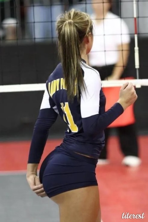 Volley-Ball-Fesses