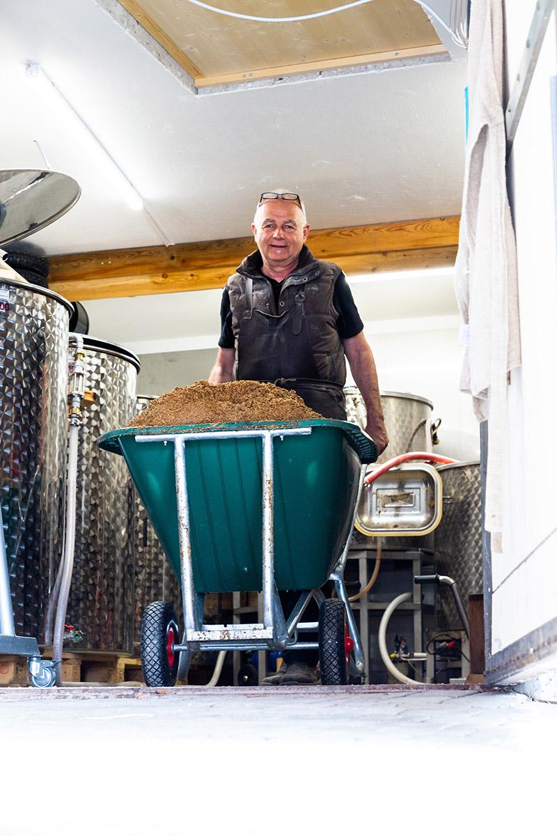 Produktion Whisky brennen in der SEE-DESTILLERIE® in St. Wolfgang