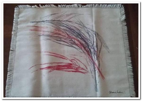 Arte-Fatti Miei: tovaglietta di cotone