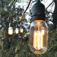 Shades of Light Decorative Outdoor String Lights