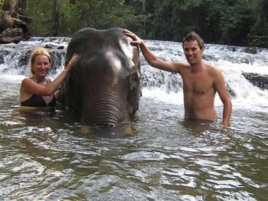 Cambodian Elephant Adventure