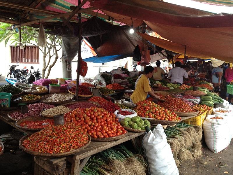 Sulawesi Market Tour