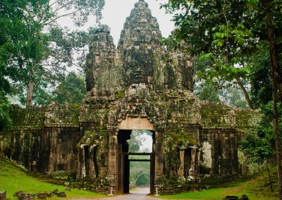 Angkor Temples & Gulf of Thailand (Cambodia & Thailand)