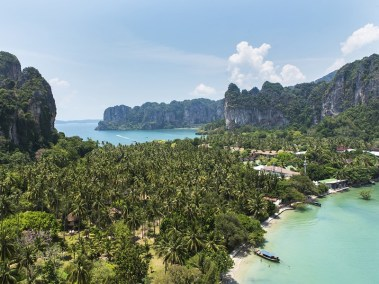 beach holidays in thailand