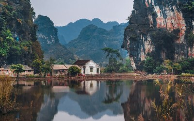 Places you must visit in Vietnam.