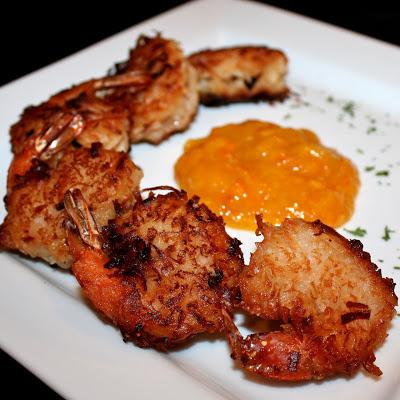 Coconut Shrimp w/ Orange Marmalade Dipping Sauce