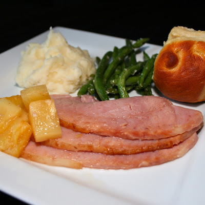 Simple Ham Glaze