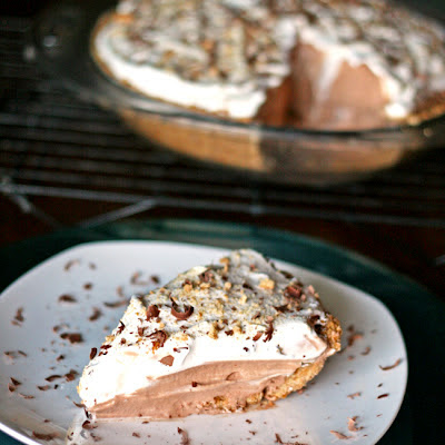 Graham Cracker Crust German Chocolate Cream Pie | See ...
