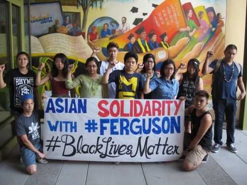 Asian American Solidarity Statements and Articles in Support of #BlackLivesMatter