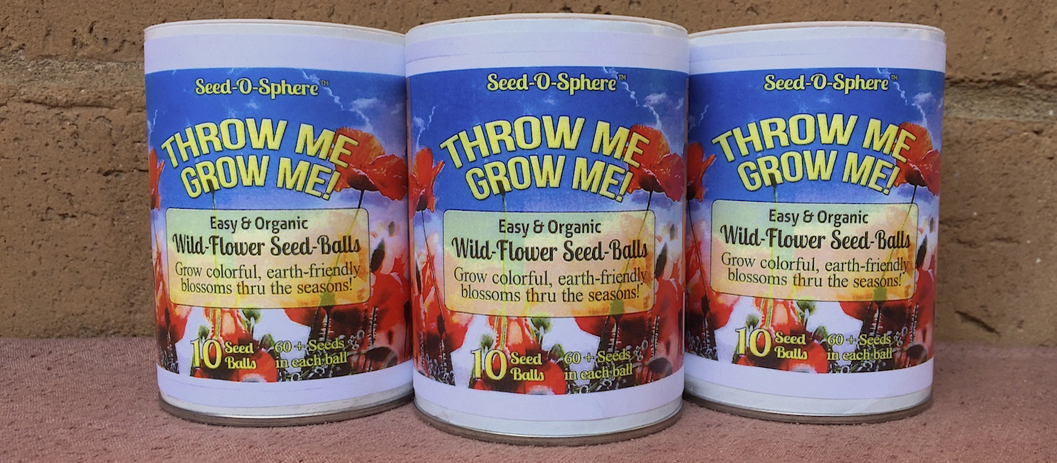 Seed-O-Sphere Canisters