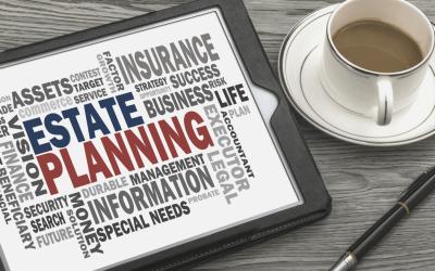 S.E.E.D.'s Five Step Estate Planning Process