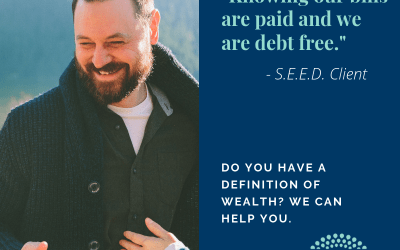 What is wealth – Debt Free