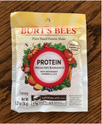 Burt's Bees Protein Powder