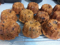 How to Make Spiced Orange Fruitcake – Step by Step