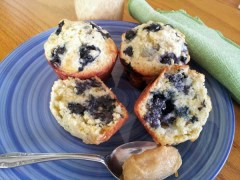 Orange-Blueberry Muffins
