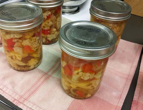recipe for pickled cauliflower