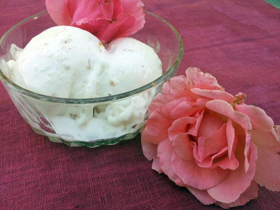 White Chocolate Frozen Yogurt