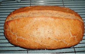 spiced sourdough rye