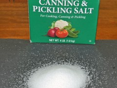 What Is Pickling Salt?