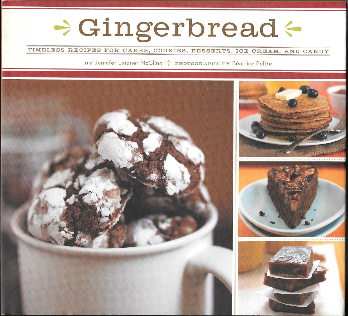 Gingerbread by Jennifer Lindner McGlinn