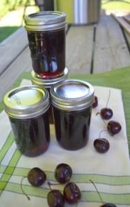 Cherry Ginger Jam