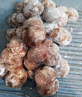 pepper nut cookies
