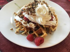 Make Your Own Sourdough Belgian Waffles