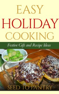 easy holiday cooking
