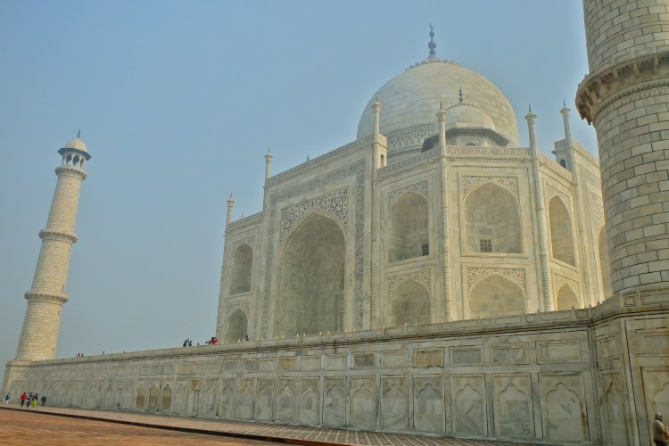 visiting the Taj Mahal, Agra, India things to do in agra top places to visit in india taj mahal travel blog
