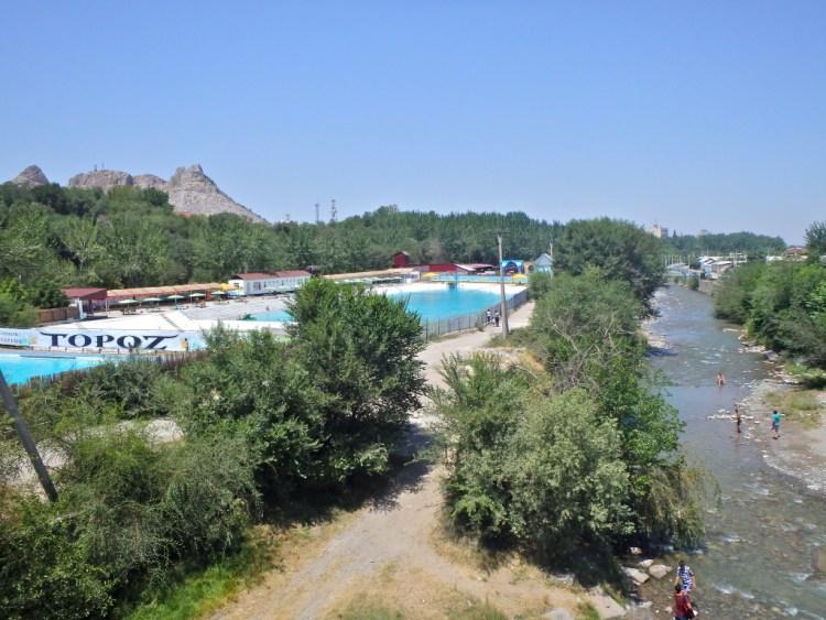 living in Osh Kyrgyzstan