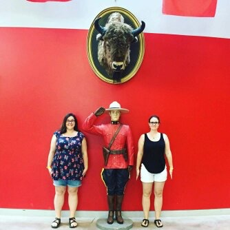 what is the RCMP heritage centre tour depot in regina saskatchewan