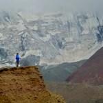 Hiking in Peak Lenin Kyrgyzstan