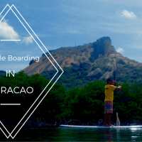 Stand Up Paddle Boarding Tour in Curacao