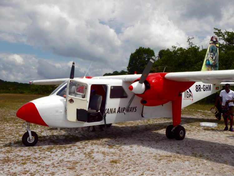 flying to Kaieteur falls in guyana travel blog solo women what to see in guyana