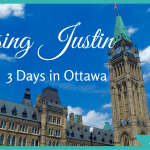 An unforgettable 3 days in Ottawa during which I explored the government, the law, and Monarchy. And hoped to see Justin Trudeau. www.seehertravel.com