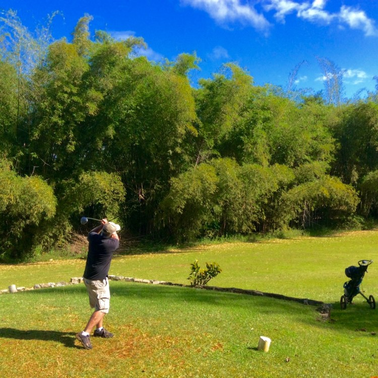 golfing the oldest golf course in the western hemisphere mandeville jamaica Manchester Golf Course