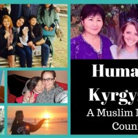 People of Kyrgyzstan – A Muslim Majority Country that Became Home
