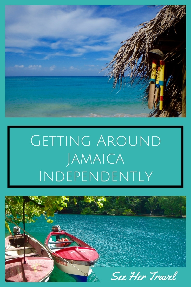 Independently travelling around Jamaica takes you off the cruise ships and deeper into real Jamaican life. But the question is always, how do you get around on your own? How to get transport around Jamaica? EASY!